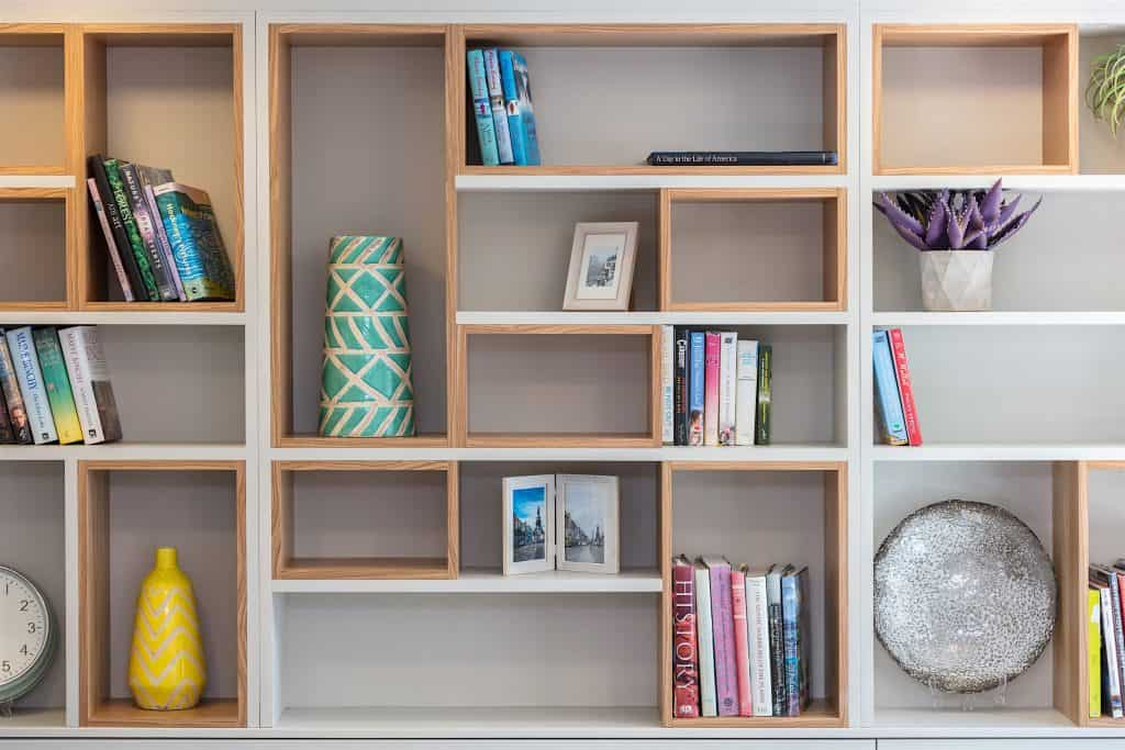 Nursing Home Bookcase